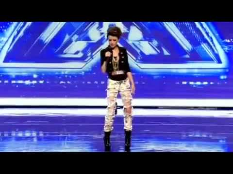 X Factor and Britain's Got Talent – Stage Palm Entertainments